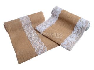 Large jute fabric