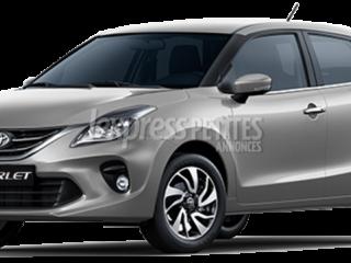 New Toyota Starlet