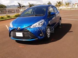 Dealership Second Hand Toyota Vitz 2017