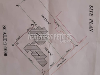 Quatre Bornes - Residential Land - Buy