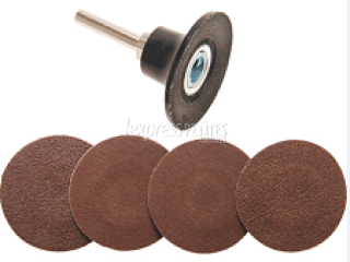 Grinding Discs Kit for drill 5pcs