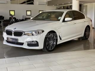 Dealership Second Hand BMW 5 Series 2018
