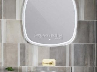 Seine Illuminated LED Mirror