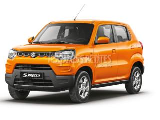 New Suzuki S-Presso