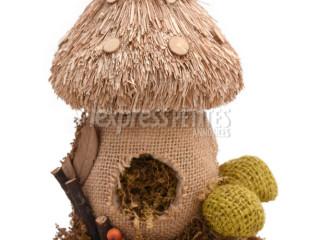 Decorative mushroom