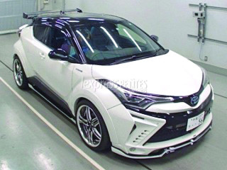 Dealership Second Hand Toyota C-HR 2018