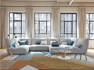 Sofa composition Temps Calme