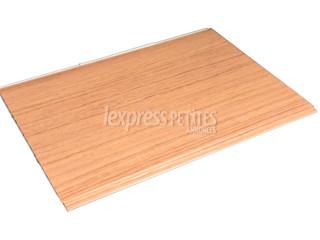 Teak PVC planks for wall & Ceiling