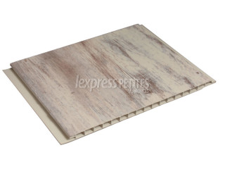 Wood Impression PVC planks for wall & Ceiling