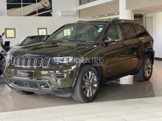 Dealership Second Hand Jeep Grand Cherokee 2017