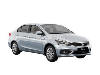 New Toyota Belta
