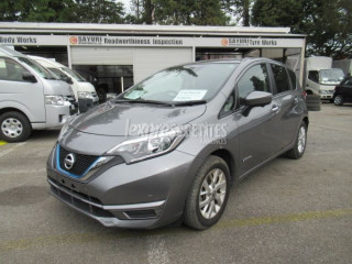 Dealership Second Hand Nissan Note 2019