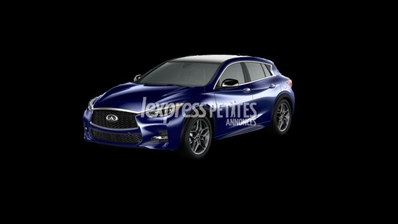 New Infiniti Q30 | New Cars on Sale in Mauritius | lexpress