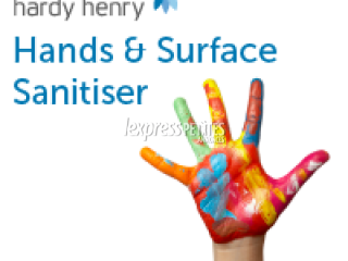 UltraProtect Hands and surface sanitiser INITIAL