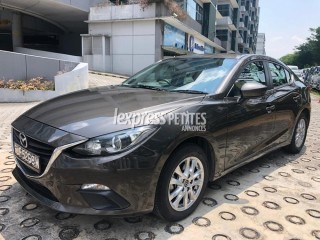 Dealership Second Hand Mazda 3 2016
