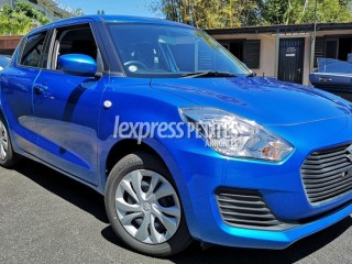 Dealership Second Hand Suzuki Swift 2017