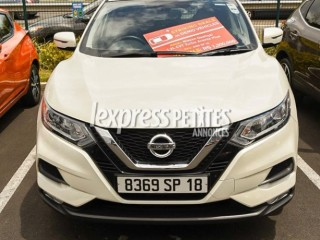 Dealership Second Hand Nissan Qashqai