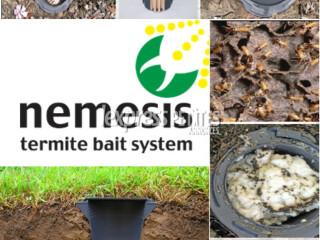 NEMESIS – The anti-termite trap system