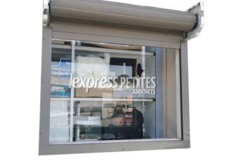Aluminum roller shutters