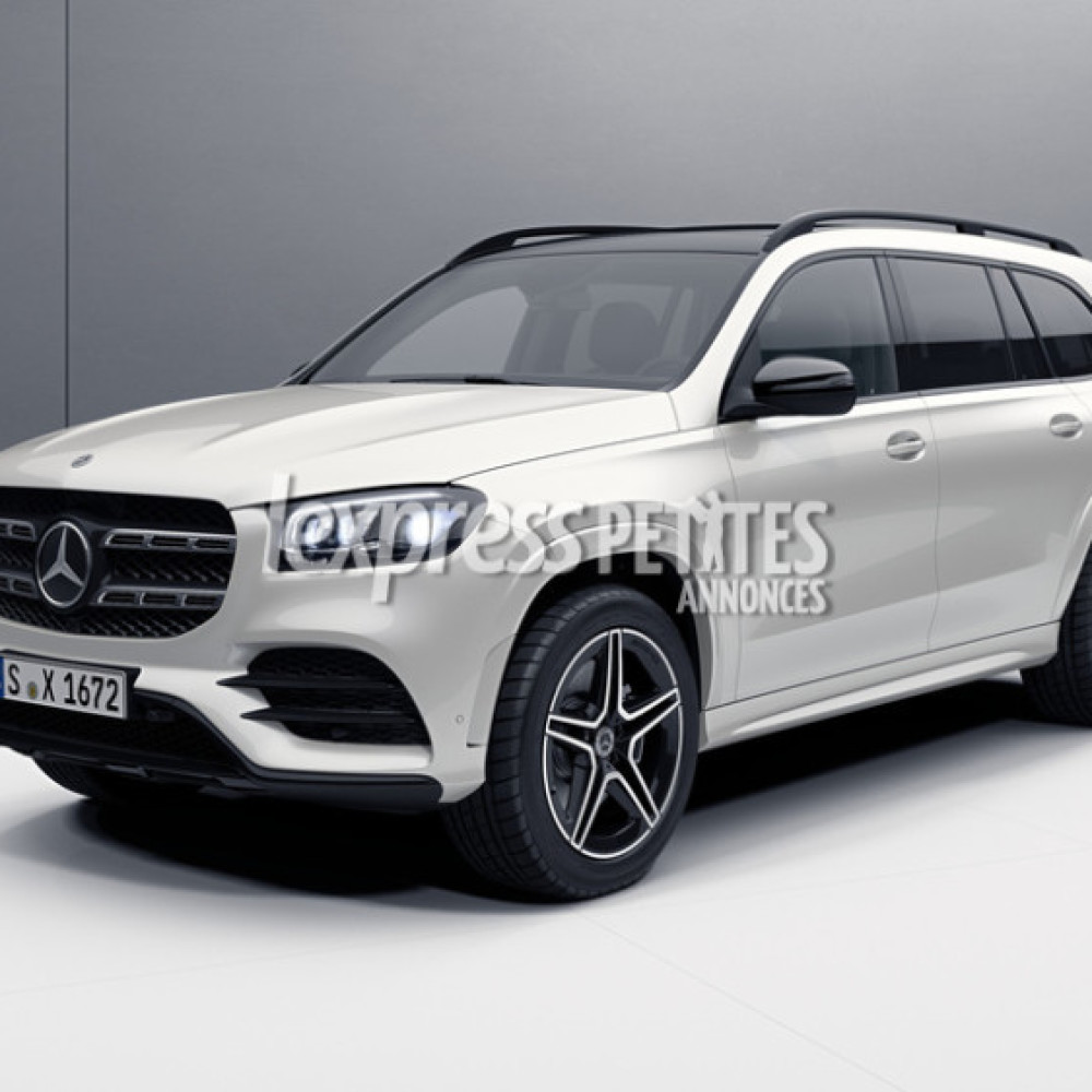 New Mercedes-Benz GLS-Class