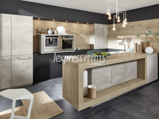 Stone Kitchen by Nolte Küchen