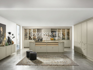 Torino Lava Softmatt Kitchen by Unique Concept
