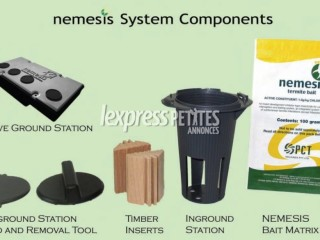 NEMESIS - Trap Termite system